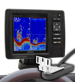 Garmin echoMAP CHIRP Series - 53cv -Inland Maps - With Transducer