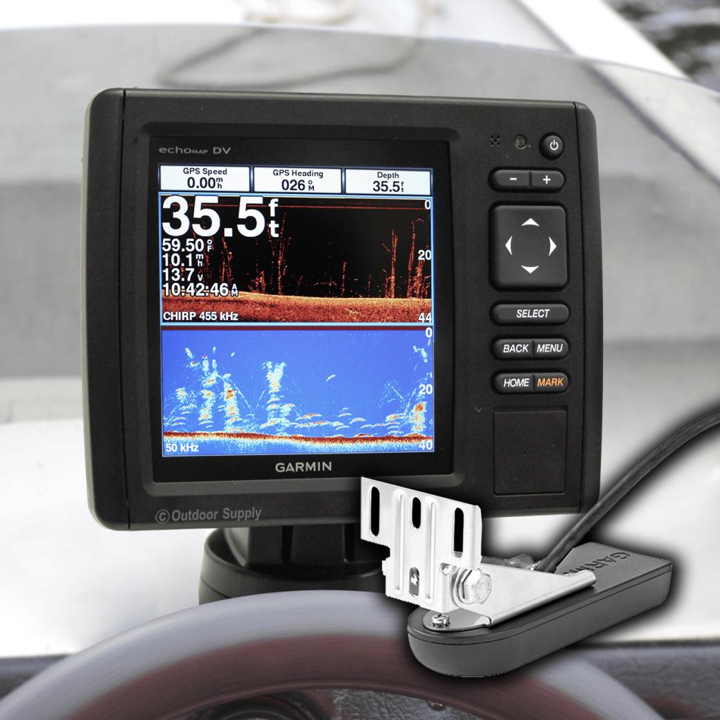 54CV with Transducer