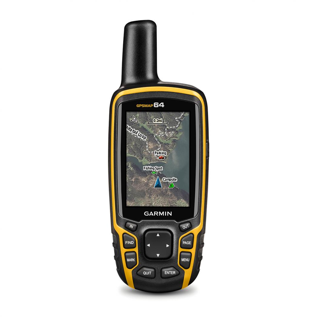 Garmin GPSMAP 64 GPS Handheld